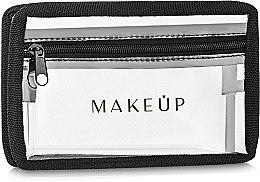 """Parfumuri și produse cosmetice Trusă cosmetică din silicon """"Allvisible"""" 18x12x5 cm - MakeUp"""