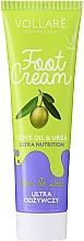 Parfumuri și produse cosmetice Cremă de picioare - Vollare Cosmetics De Luxe Ultra Nutrition Oile&Urea Foot Cream