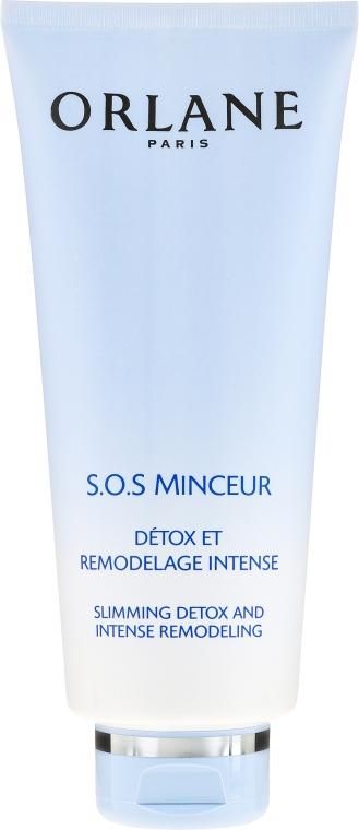 Loțiune anticelulitică - Orlane S.O.S. Minceur Slimming Detox and Intense Remodeling — Imagine N2