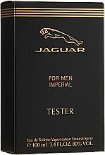 Parfumuri și produse cosmetice Jaguar Imperial for Men - Apă de toaletă (tester fără capac)