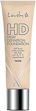 Parfumuri și produse cosmetice Fond de ten - Lovely HD Fluid
