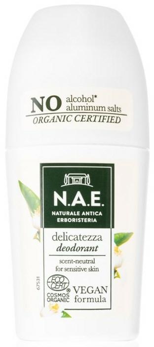 Deodorant roll-on - N.A.E. Delicatezza Deodorant — Imagine N1