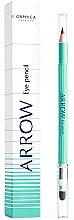 Parfumuri și produse cosmetice Creion de ochi - Orphica Arrow Eye Pencil