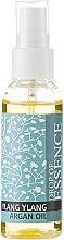 """Parfumuri și produse cosmetice Ulei de argan """"Ylang-ylang"""" - Drop of Essence Argan Oil Ylang Ylang"""