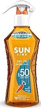 Parfumuri și produse cosmetice Ulei uscat de protecție solară pentru corp SPF 50 - Sun Like Dry Oil Spray SPF 50