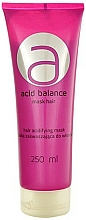 Parfumuri și produse cosmetice Mască de păr - Stapiz Acidifying Mask Acid Balance