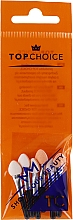 Parfumuri și produse cosmetice Aplicatoare pentru farduri de ochi 35876, 6 bucăți - Top Choice Eyeshadow Applicators