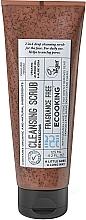 Parfumuri și produse cosmetice Scrub de curățare pentru față - Ecooking Cleansing Scrub Fragrance Free