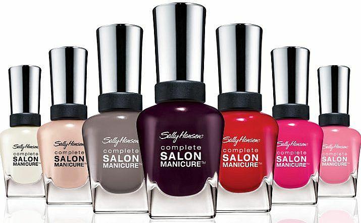 Lac de unghii - Sally Hansen Complete Salon Manicure — Imagine N3