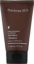 Parfumuri și produse cosmetice Gel de curățare pentru toate tipurile de ten - Perricone MD High Potency Classics Nutritive Cleanser