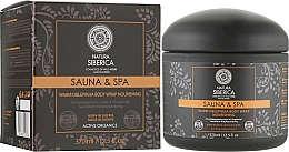 Parfumuri și produse cosmetice Împachetări la cald cu extract de cătină - Natura Siberica Sauna&Spa