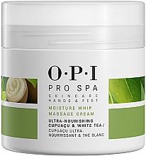 Parfumuri și produse cosmetice Cremă hidratantă pentru mâini - O.P.I ProSpa Moisture Whip Massage Cream