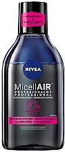 Parfumuri și produse cosmetice Apă micelară - Nivea MicellAIR Expert
