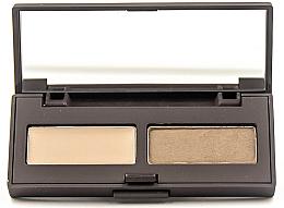 Parfumuri și produse cosmetice Pudră pentru sprâncene - Laura Mercier Brow Powder Duo