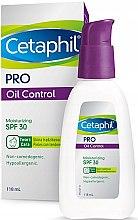 Parfumuri și produse cosmetice Cremă de față, seboregulatoare - Cetaphil Dermacontrol Oil Control Moisture SPF 30