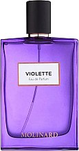 Parfumuri și produse cosmetice Molinard Violette - Apă de parfum (tester cu capac)