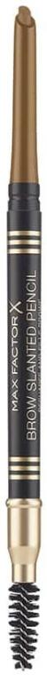 Creion pentru sprâncene - Max Factor Brow Slanted Pencil Blond — Imagine N1