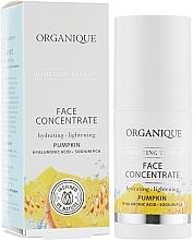 Parfumuri și produse cosmetice Concentrat hidratant pentru față - Organique Hydrating Therapy Face Concentrate