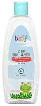 Parfumuri și produse cosmetice Șampon pentru copii - Dr.EA Unicorn Tear Free Baby Shampoo