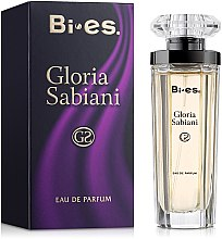 Parfumuri și produse cosmetice Bi-Es Gloria Sabiani - Apă de parfum