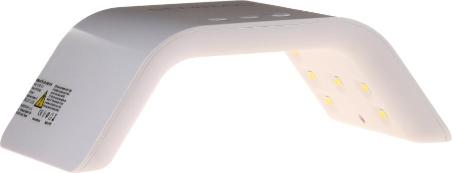 Lampă UV/LED, 36W, albă - Semilac — Imagine N3