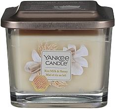 Parfumuri și produse cosmetice Lumânare aromată - Yankee Candle Elevation Rice Milk & Honey