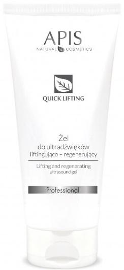 Gel pentru față - APIS Professional Quick Lifting Regenerating Ultrating Gel