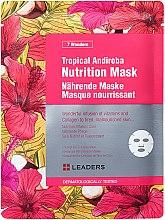 Parfumuri și produse cosmetice Mască de față - Leaders 7 Wonders Tropical Andiroba Nutrition Mask