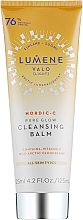 Parfumuri și produse cosmetice Balsam de curățare pentru față - Lumene Valo Cleansing Balm