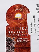 Parfumuri și produse cosmetice Argilă cosmetică Rhassoul - Efas
