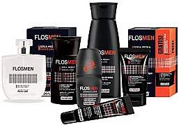 Cremă regeneratoare anti-rid pentru bărbați - Floslek Flosmen Revitalizing Anti-Wrinkle Cream For Men — Imagine N2