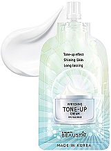 Parfumuri și produse cosmetice Cremă revigorantă pentru față - Beausta Whitening Tone-Up Cream
