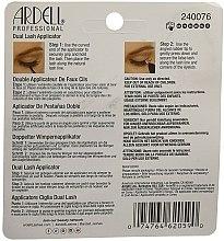 Parfumuri și produse cosmetice Aplicator pentru gene false - Ardell Dual Lash Applicator