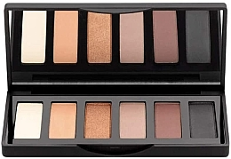 Parfumuri și produse cosmetice Paletă de farduri de pleoape - Rodial Caramel Smoke Eyeshadow Palette