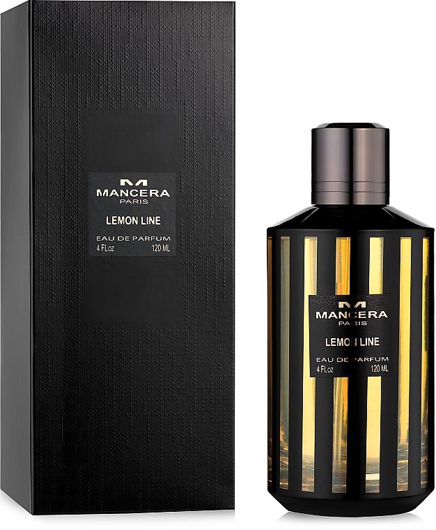 Mancera Lemon Line - Apă de parfum — Imagine N2
