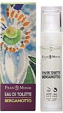 Parfumuri și produse cosmetice Frais Monde Bergamot - Apă de toaletă