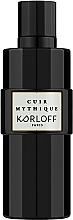Parfumuri și produse cosmetice Korloff Paris Cuir Mythique - Apă de parfum