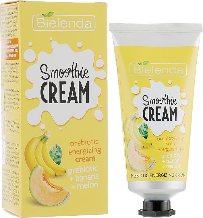 Cremă de față - Bielenda Smoothie Cream Banana And Melon