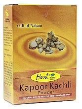Parfumuri și produse cosmetice Mască pentru părul deteriorat - Hesh Kapoor Kachli Powder