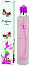 Parfumuri și produse cosmetice Real Time Papillons & Fleurs - Apă de parfum
