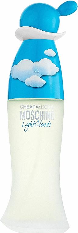 Moschino Cheap and Chic Light Clouds - Apă de toaletă