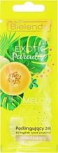 """Parfumuri și produse cosmetice Gel de duș """"Melon"""" - Bielenda Exotic Paradise Shower Gel (mostră)"""
