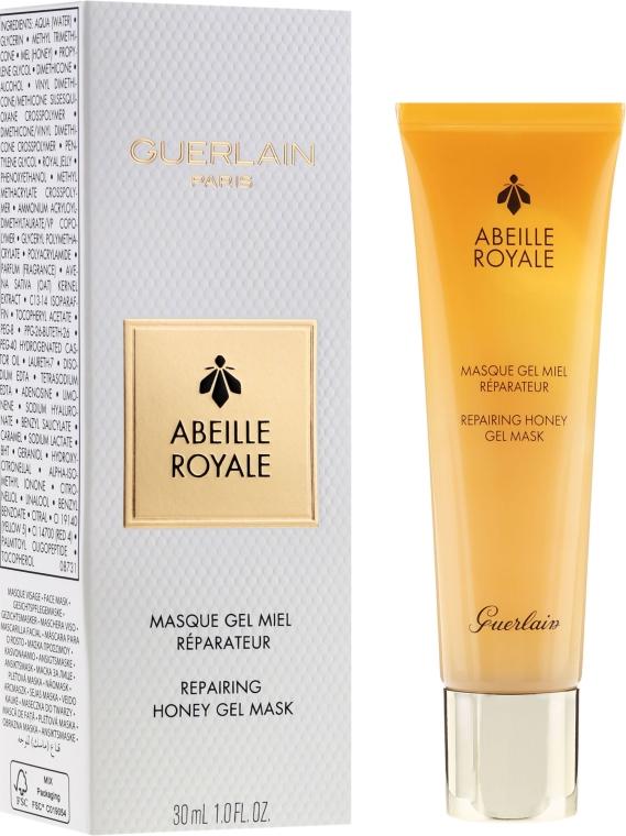 Mască-gel pentru față - Guerlain Abeille Royale Repairing Honey Gel Mask — Imagine N1