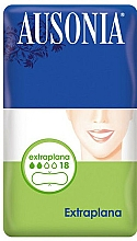 Parfumuri și produse cosmetice Absorbante ultra subțiri, 18 buc - Ausonia Compresses Extraplana