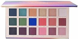 Parfumuri și produse cosmetice Paletă fard de ochi - Moira Stargazing Palette