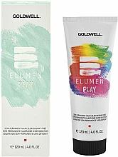 Parfumuri și produse cosmetice Vopsea de păr - Goldwell Elumen Play Semi-Permanent Hair Color Oxydant-Free