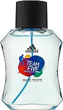 Parfumuri și produse cosmetice Adidas Team Five - Apă de toaletă
