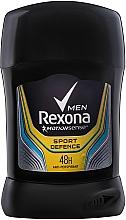 """Parfumuri și produse cosmetice Deodorant stick """"Sport Defence"""" - Rexona Deodorant Stick"""