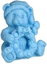 """Parfumuri și produse cosmetice Săpun natural """"Urs cu o coroană"""", albastru - LaQ"""