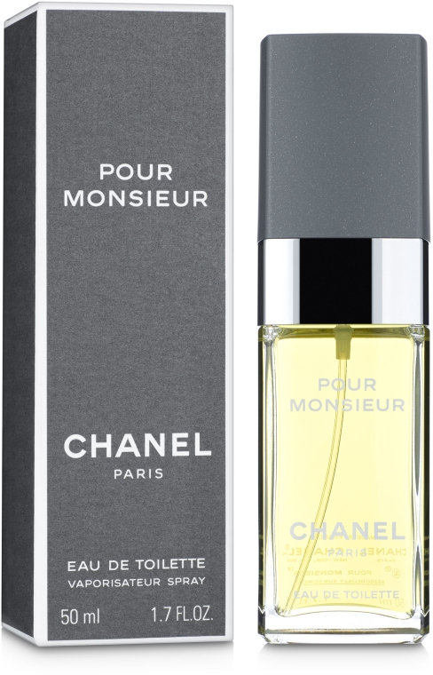 Chanel Pour Monsieur - Apă de toaletă (tester cu capac) — Imagine N2